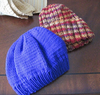 knitted hats for homeless