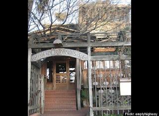 Chez Panisse entry