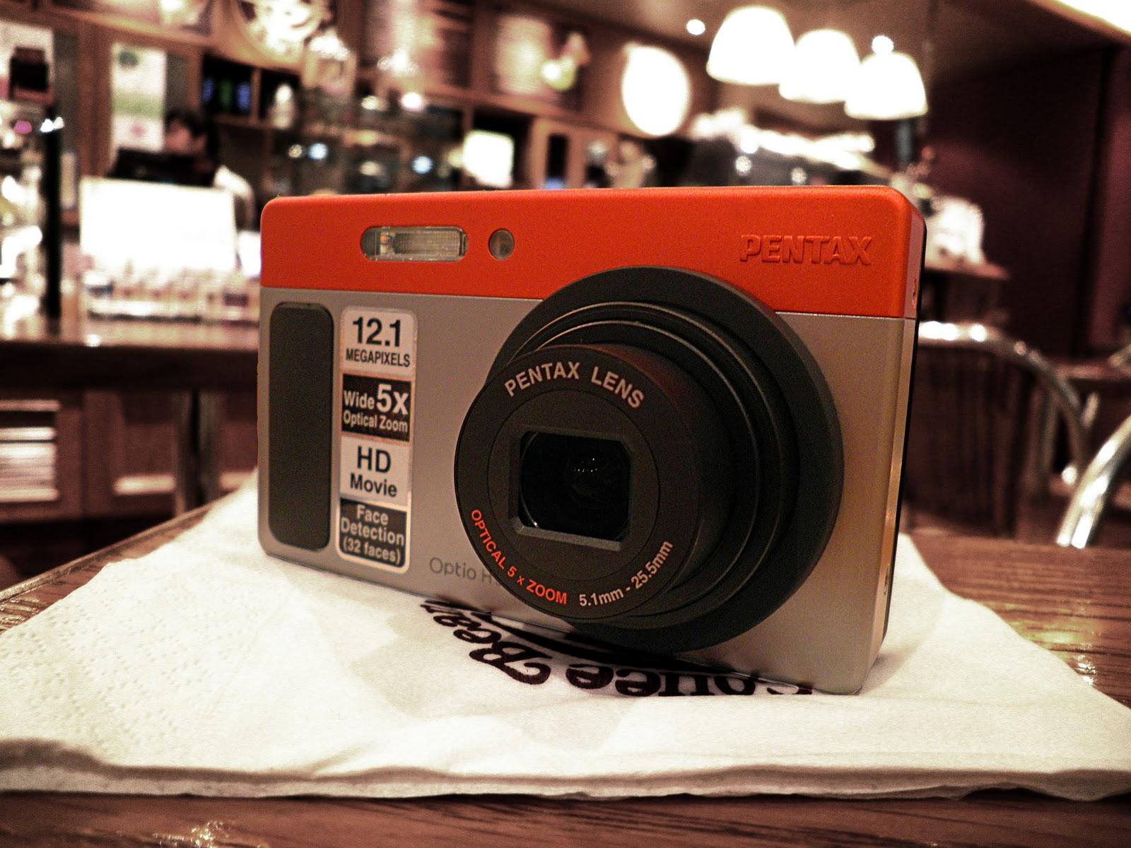 Pentax Optio H90. Taken with an Olympus.