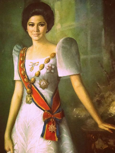 2 - Imelda Marcos - Philippine Photo Gallery