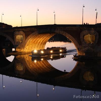 Naviguer sur la Garonne
