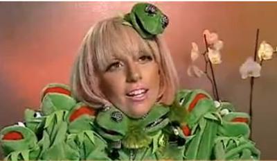 lady gaga muppets babies