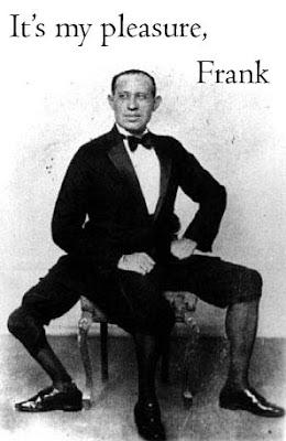 Frank lentini 3 pernas 16 dedos 2 penis
