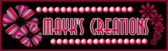 MayK's Creations