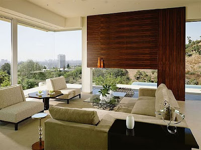 2010 Modern Living Room Interior Design