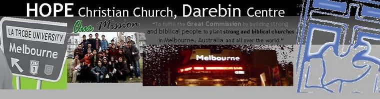 Hope Darebin