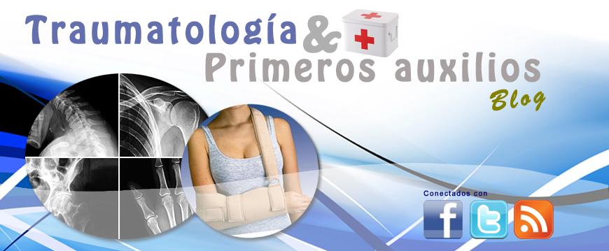 Traumatologia primeros auxilios