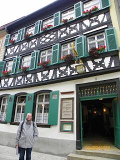 Domplatz en Bamberg