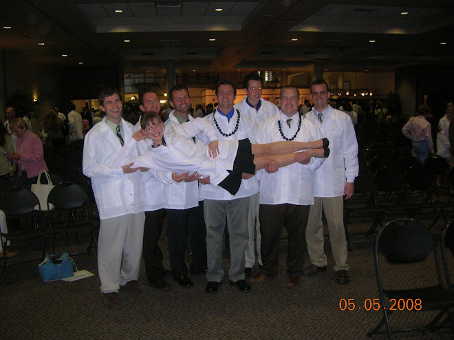 IDEP at white coat ceremony