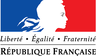 Official logo of the French Republic