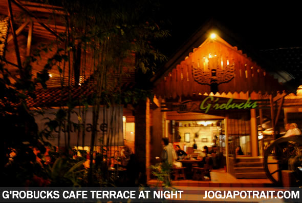 come to jogja night at jogja make nice place hanging