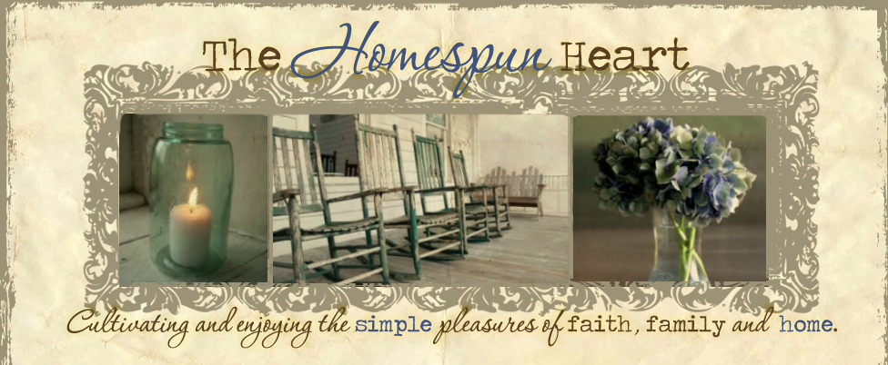 the homespun heart