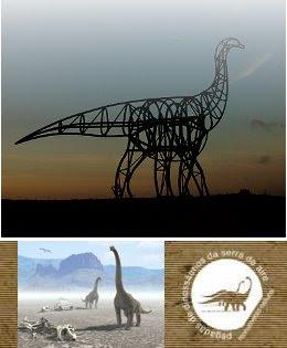 Pegadoas dos Dinossaurius