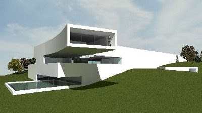 Arquitek a vivenda de cristiano ronaldo no ribatejo for Jacuzzi exterior enterrado