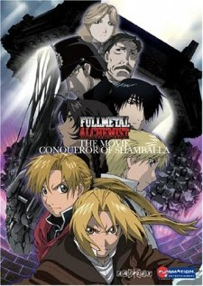Fullmetal Alchemist Movie - The Conqueror of Shamballa
