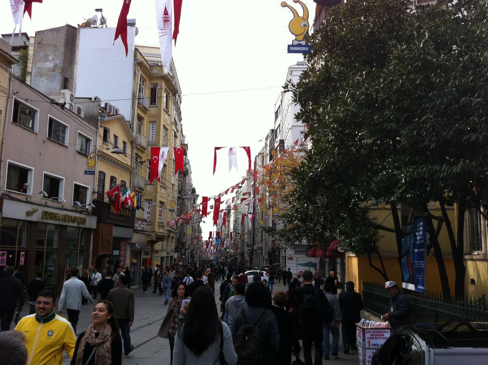 Улицы Проституток Стамбула
