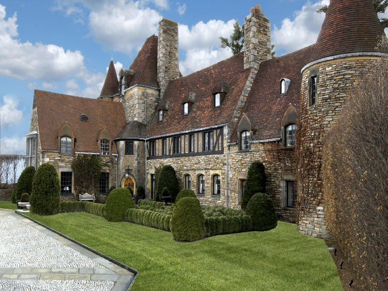 Heavenly homes come take a look home and garden repair for French manor homes