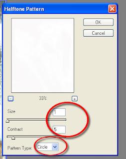 Foto kamu pada layer 1 akan menjadi putih / sesuai warna yang kamu ...