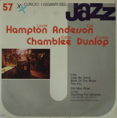 Hampton, Snderson, Chamblee, Dunlop