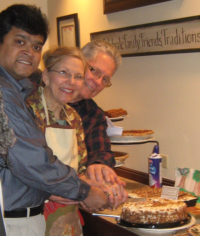 Birthday Of Pastor Stanley Vasu 2010