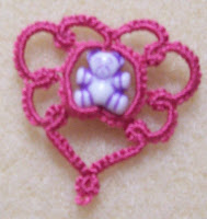 Bear Heart- click to download pattern