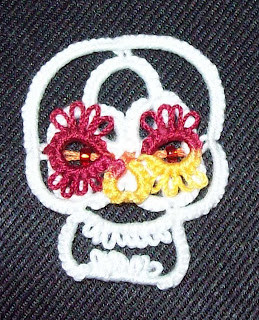 Crabby the Sugar Skull