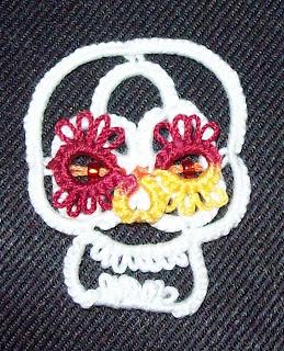Crabby the Sugar Skull