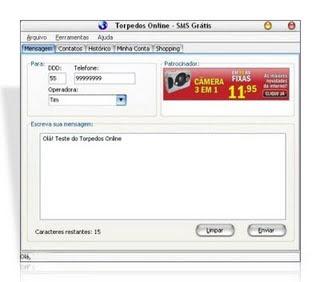 Enviar Torpedos Online 2.0
