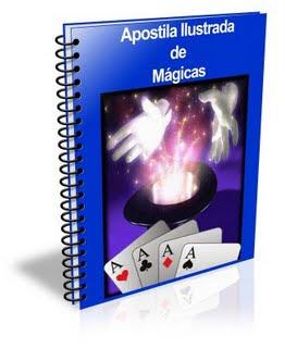 Apostila Ilustrada de Magicas