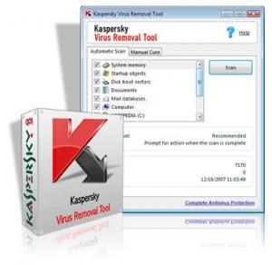 Kaspersky Virus Removal Tool v7.0.0.290 Portable