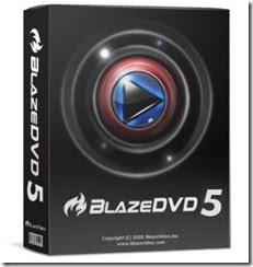 BlazeDVD 5 Pro – Reproduza DVD´s e VCD´s