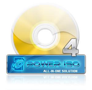 PowerISO 4.3 + Serial
