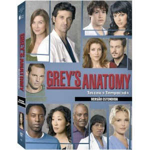 Grey's Anatomy 3ª Temporada Dublado