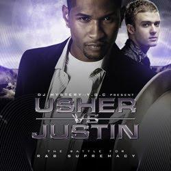Usher vs Justin Timberlake