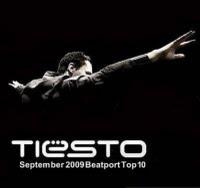Tiesto September 2009 Beatport Top 10 2009