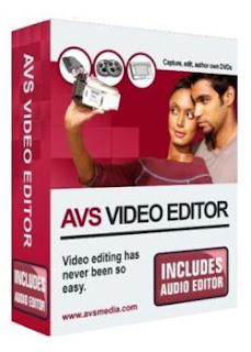 AVS Vídeo Editor 4.2.1.166 + Crack