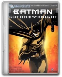 Batman - O Cavaleiro de Gotham dublado 2009 (Dual Áudio)