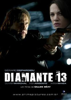 Diamante 13 - DVDRip - XviD - Dublado