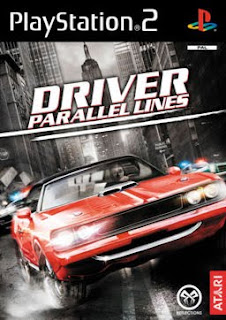 PS2  Driver - Parallel Lines (NTSC)