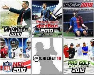 Sport Java Games 2010