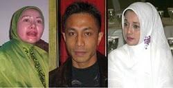 Ratu Atut Chosiyah vs Dharma Pongrekun & Marissa Haque (Istri Ikang Fawzi)