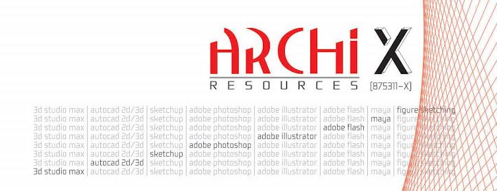 Archi-X Resources