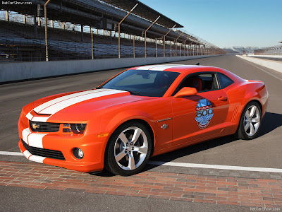 Chevrolet Camaro SS Indy 500 Pace Car 2010 new auto picture