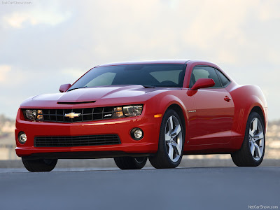 2010 Chevrolet Camaro SS new car