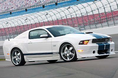 new car Ford Mustang Shelby GT350 2011