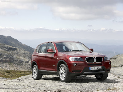 BMW X3 2011 new SUV