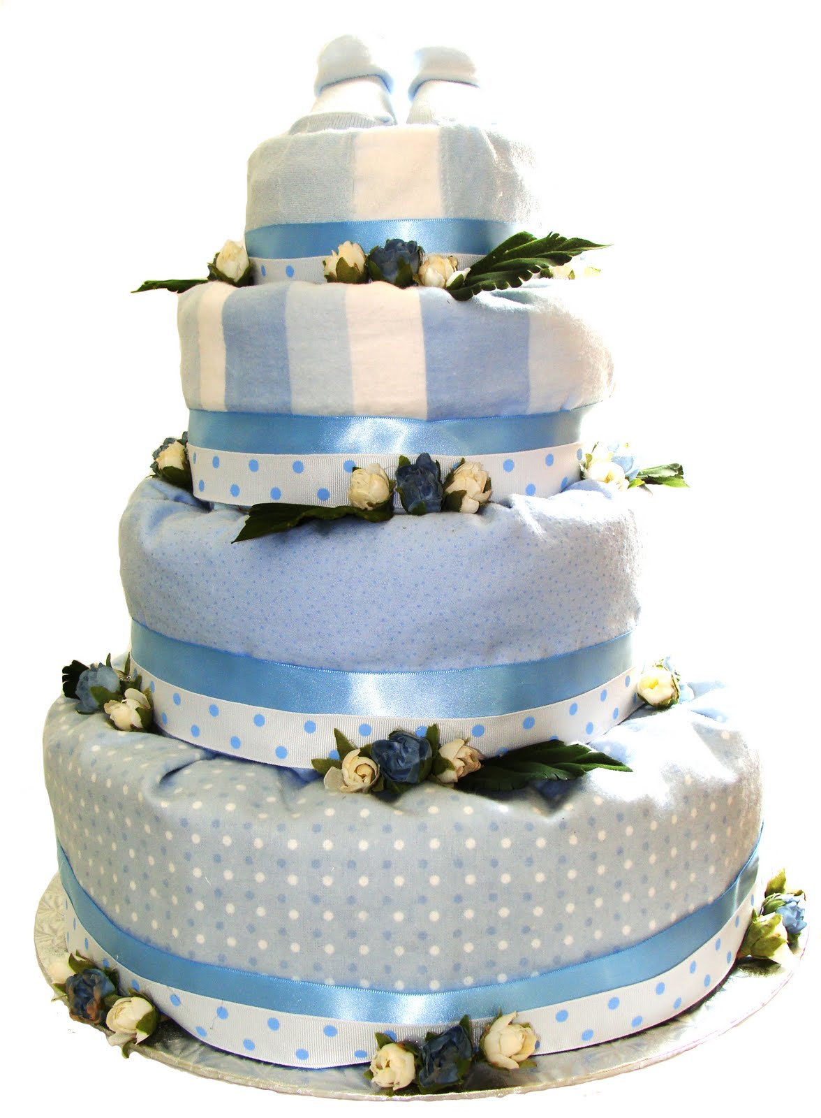 Finest Expressions: It s A Boy - Baby Diaper Cakes