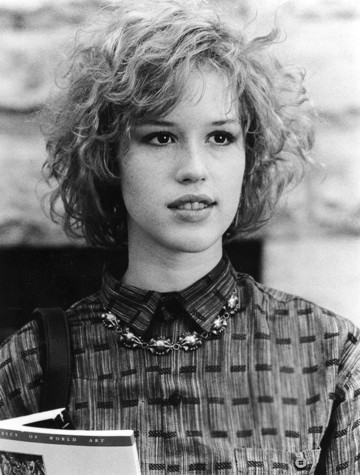 Lux Than Zero Lux Loves Molly Ringwald