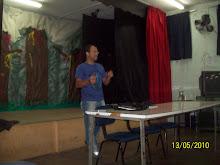 CIRCUITO LITERÁRIO-Thiago Fernandes apresenta os livros.