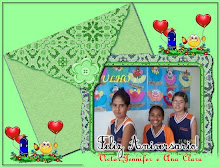 Aniversariantes de Julho-Parabéns!!!